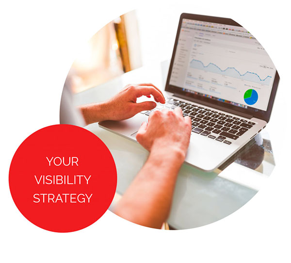 Your visibility strategy
